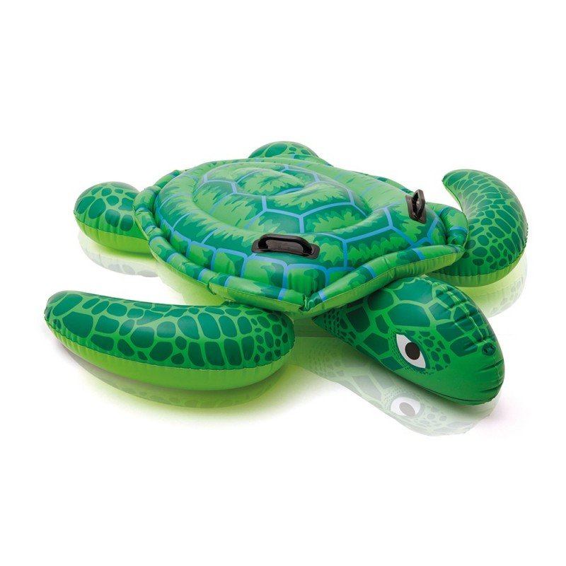 Montable Inflable de Tortuga