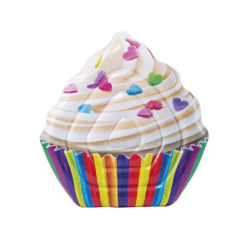 Figura Inflable de Cupcake