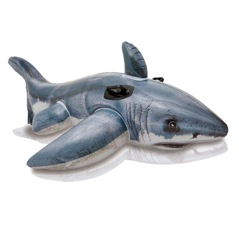 Montable Inflable de Tiburón