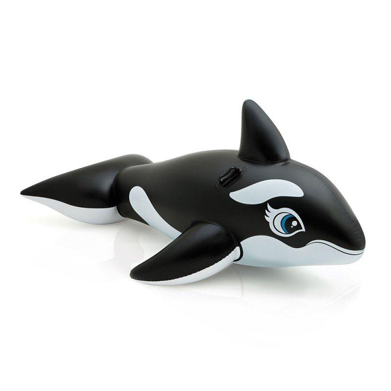 Montable Inflable de Orca