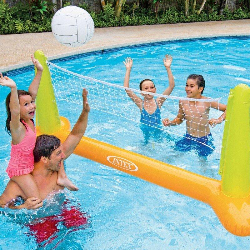 Juego Inflable de Volleyball