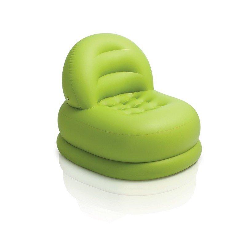 Sillón Inflable Verde