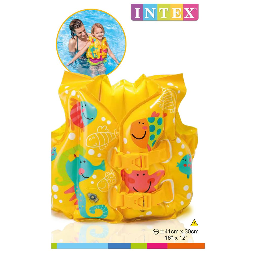 Chaleco Inflable Tropical