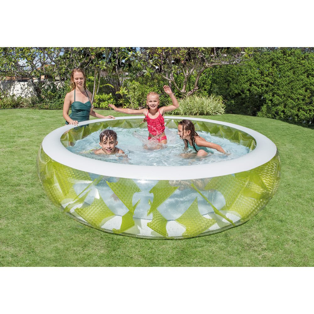 Alberca Inflable Verde