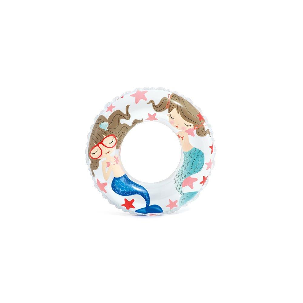 Salvavidas inflable Diseño de Sirena