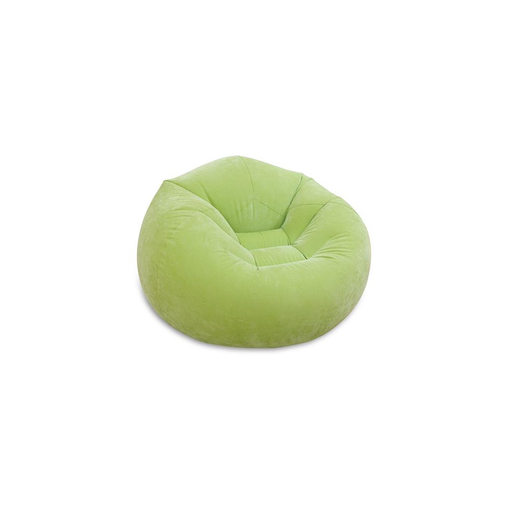 Sillón Inflable Beanless Verde