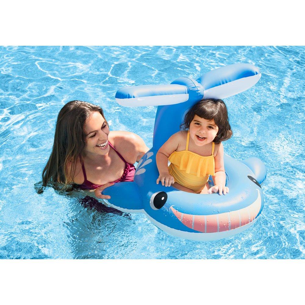 Flotador de Ballena para Bebé