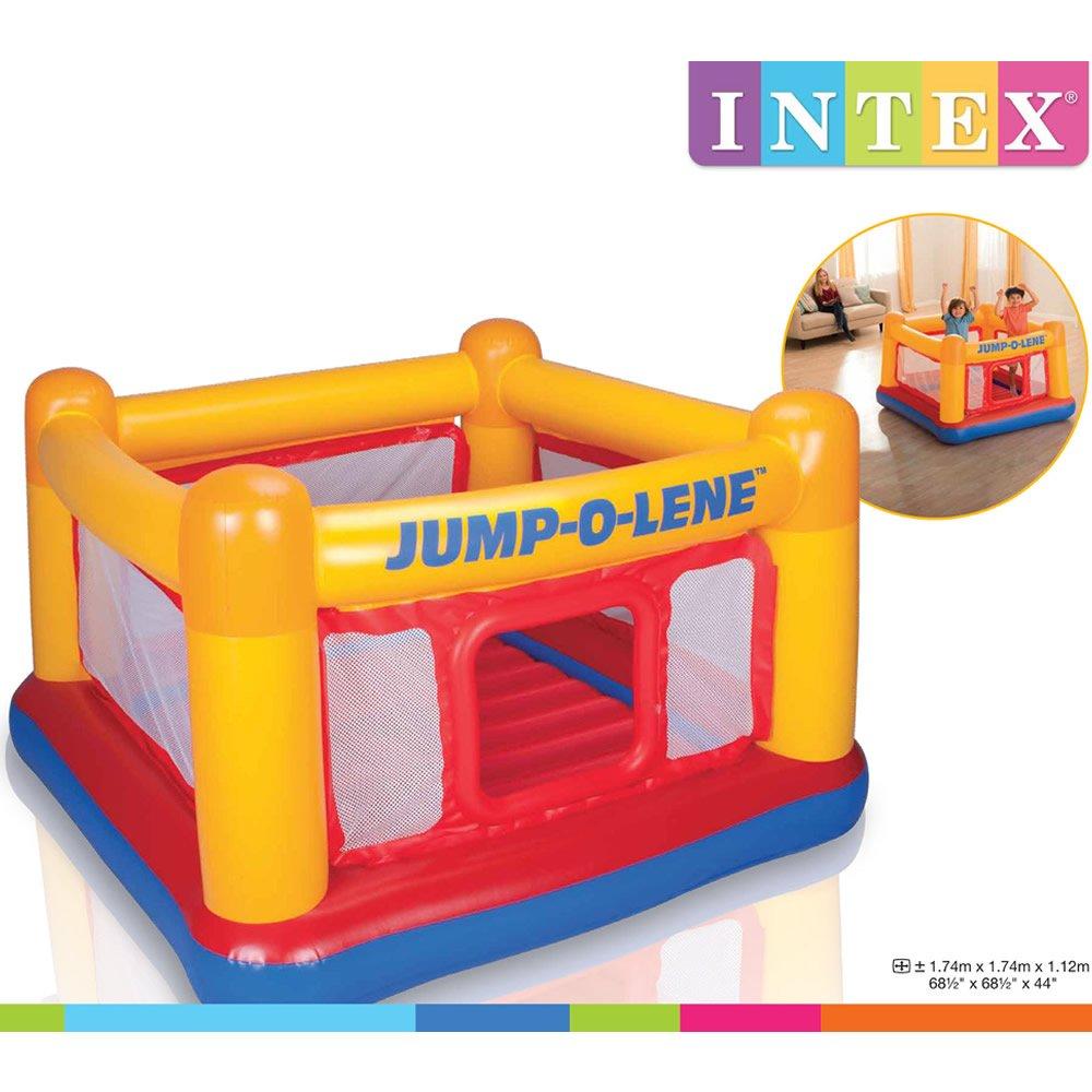Tipo Brincolín Cuadrilátero JUMP-O-LENE™