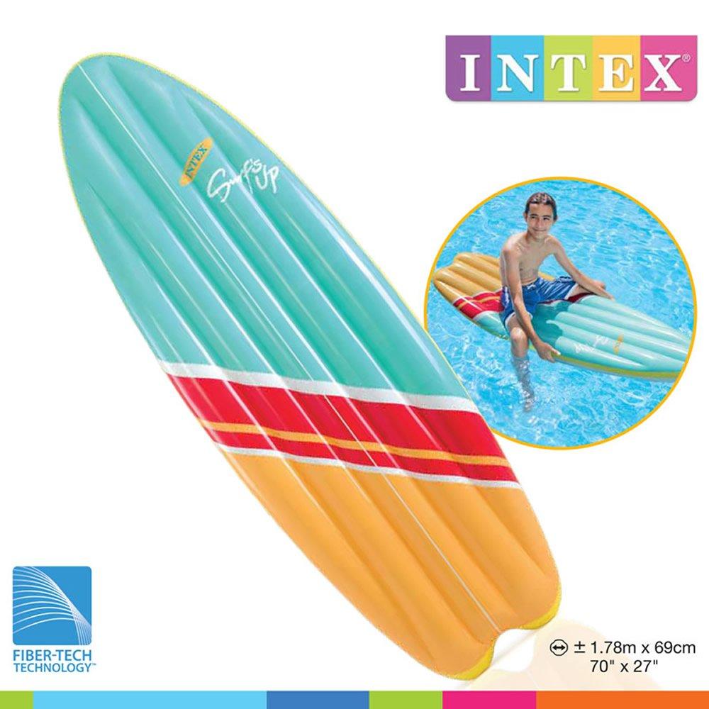Tabla de Surf Inflable Vintage