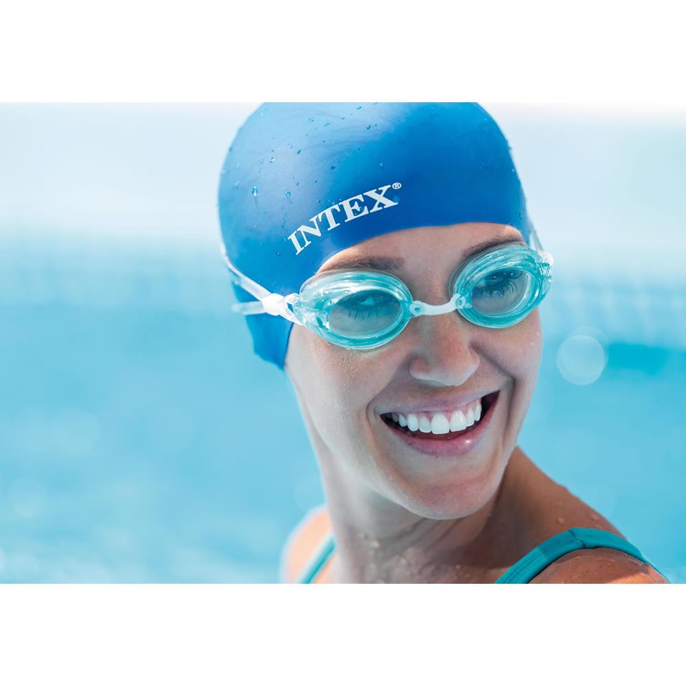Gorro para nado Azul INTEX®