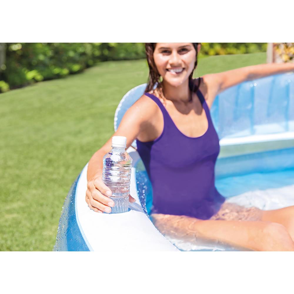 Alberca Inflable Swim Center con Asiento