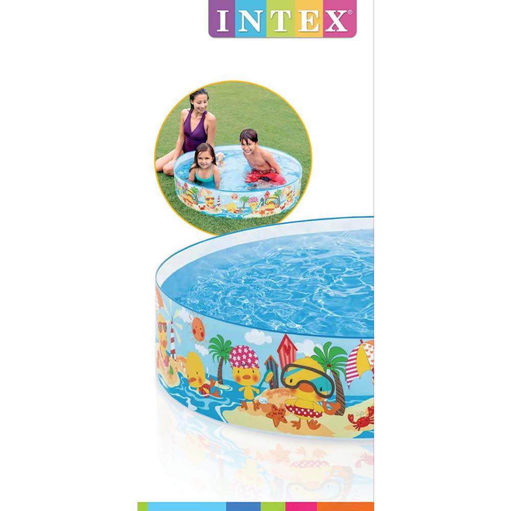 Alberca Rígida con Diseño de Playa