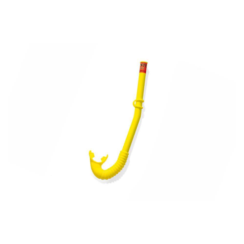 Tubo de Snokel Amarillo para Niños
