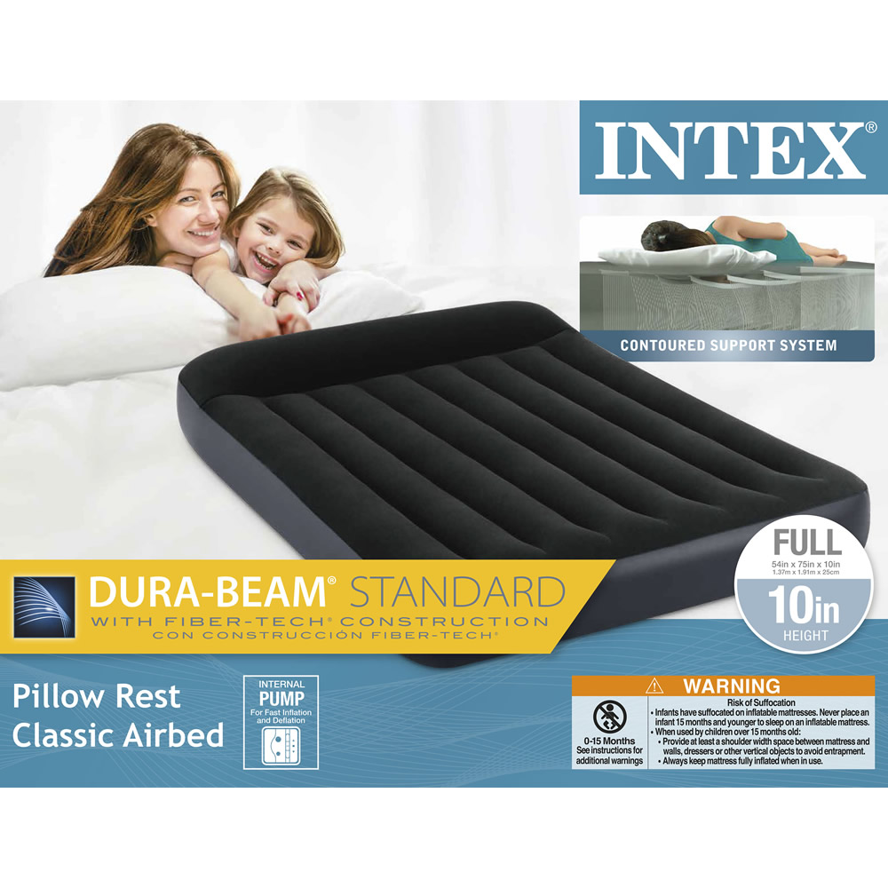 Colchón Inflable Full Pillow Rest
