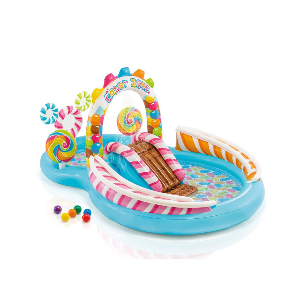 Set de Juegos Candy Zone