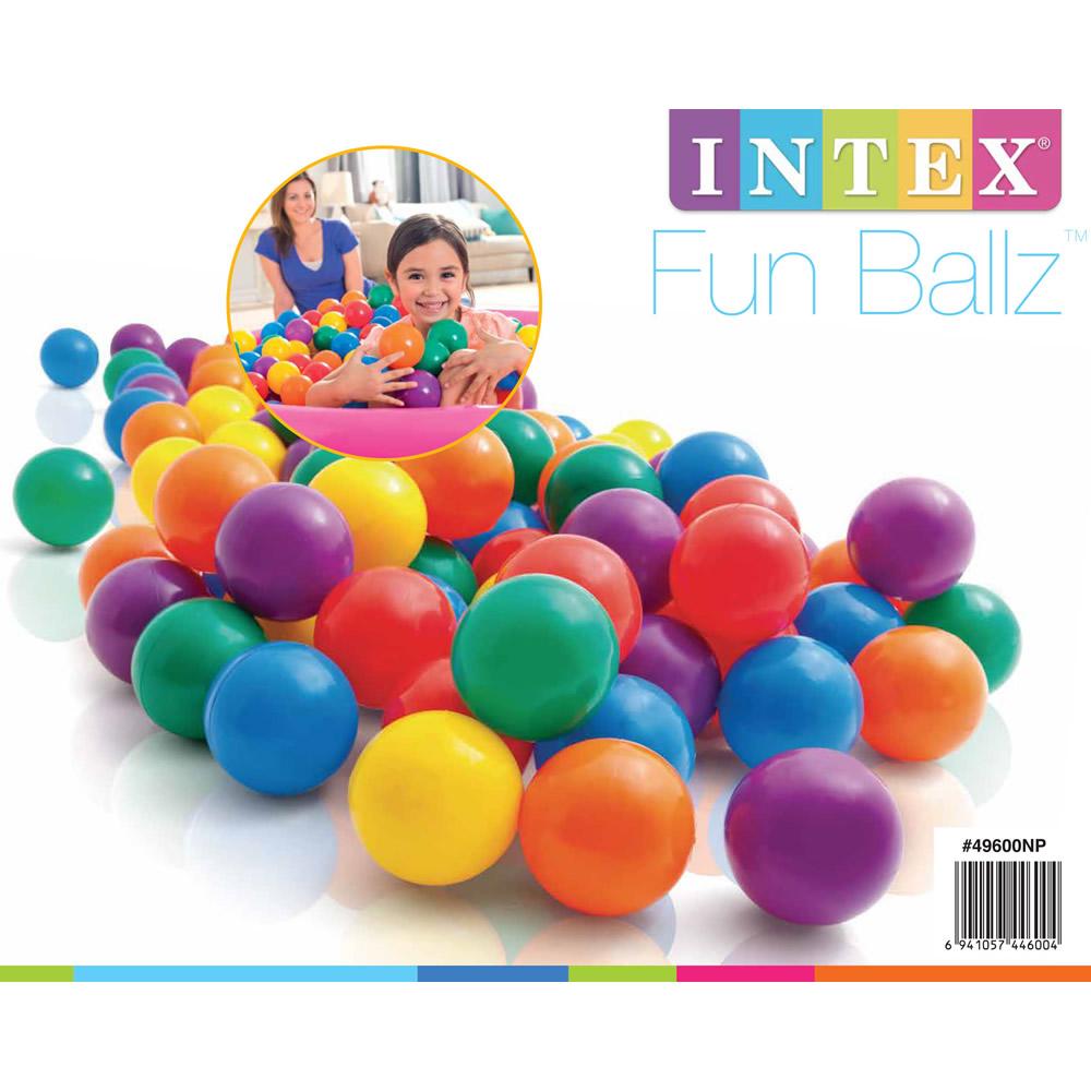 Pack de Pelotas INTEX®