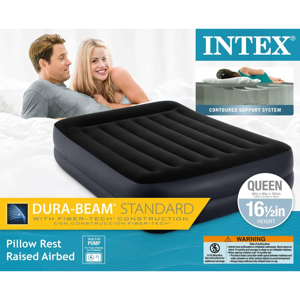 Colchón Inflable Queen Pillow Rest
