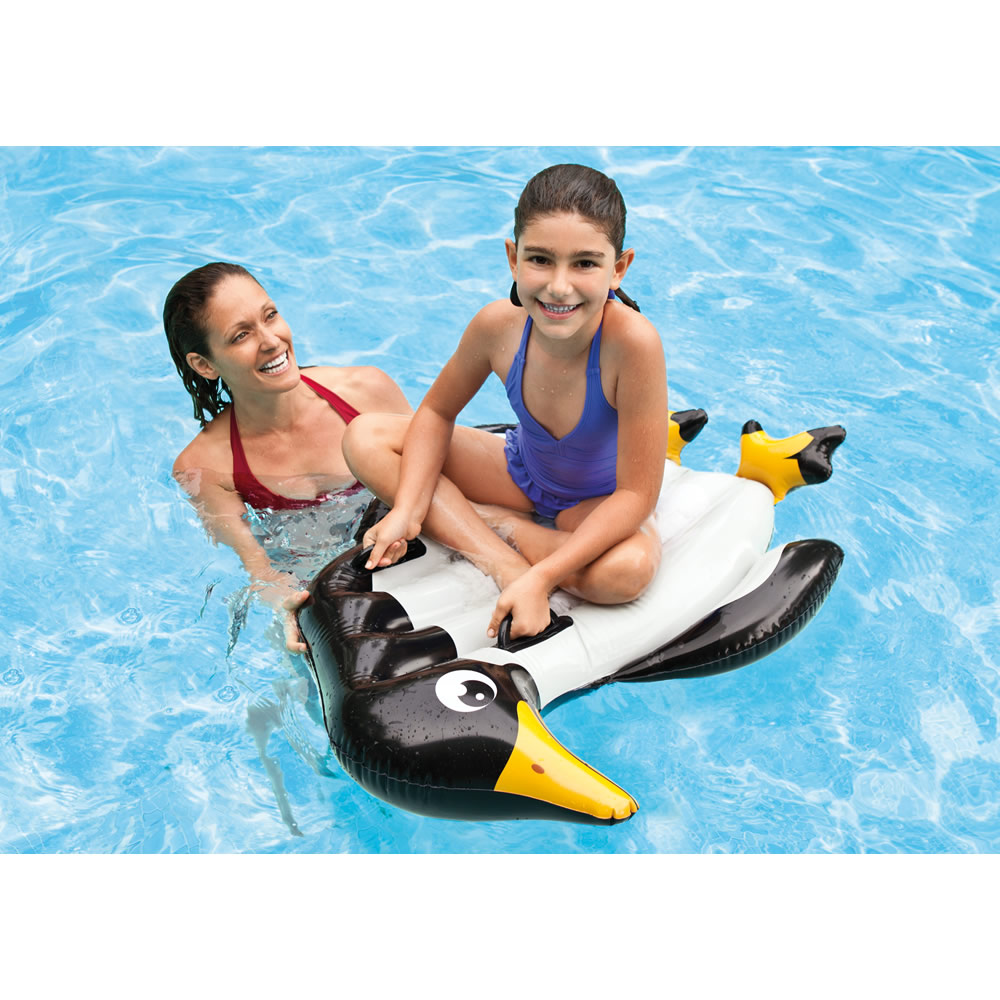 Flotador Inflable de Pingüino